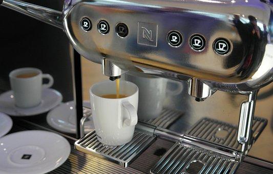 Koffie, Machine, Thee, Automatisch