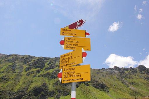 Randonnée, Montagnes, Répertoire, Alpine