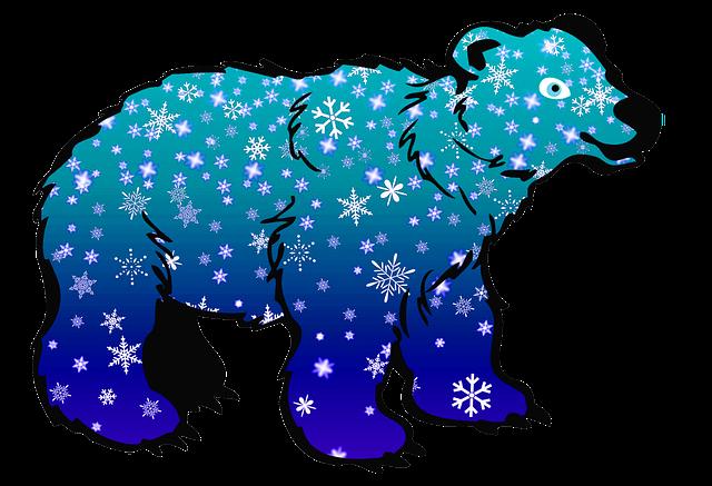 Free Illustration Polar Bear Polar Bear Animal Free