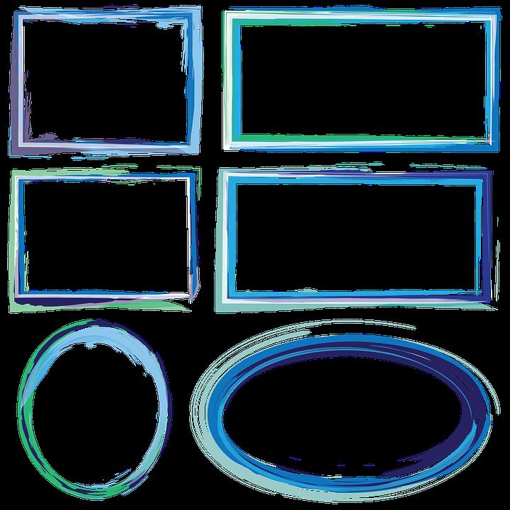 Frames Borders Watercolor · Free image on Pixabay