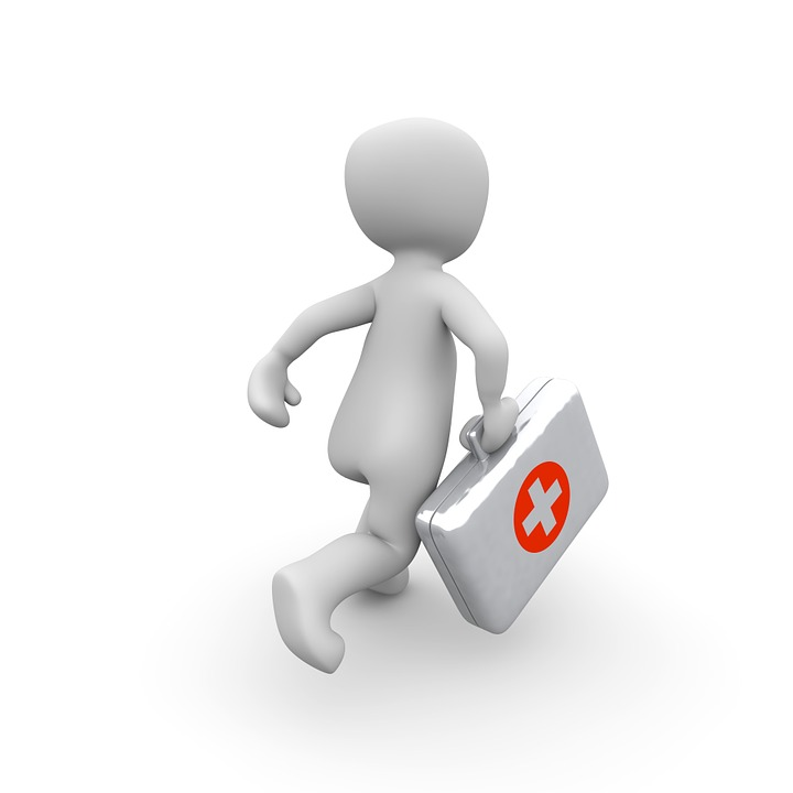 Arzt, Erste Hilfe, Beruf, Krankheit, Medizin