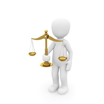水平, 正義, 右, 法律, オークション, 裁判官, 判例法, ジュラ