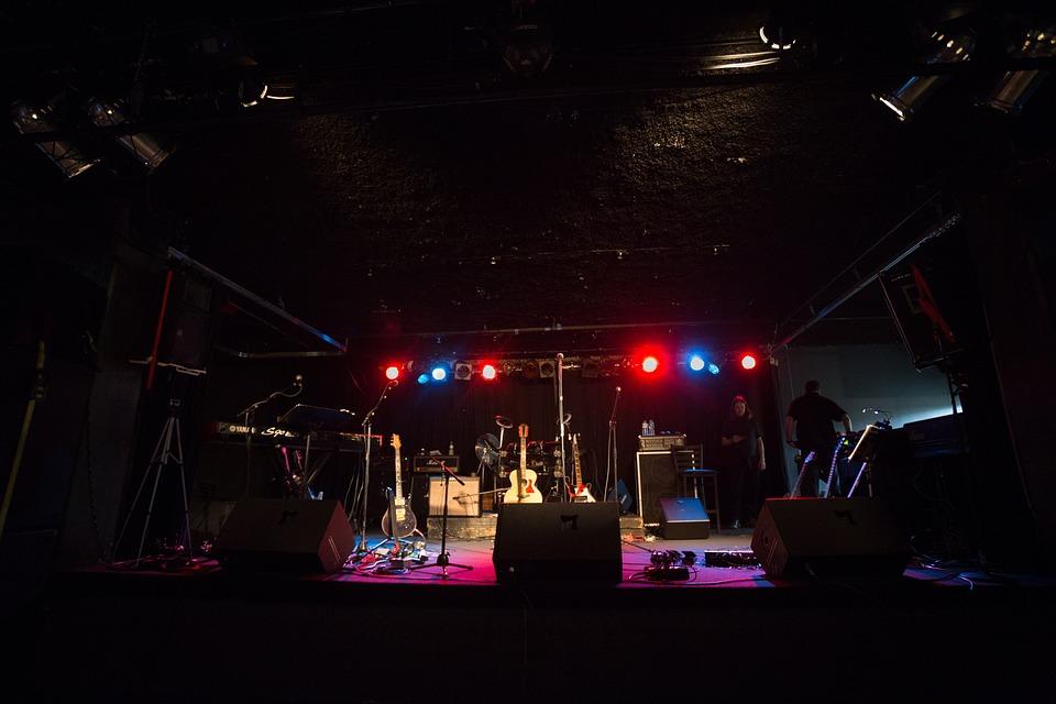 Concert, Stage, Guitars, Music, Rock, Entertainment