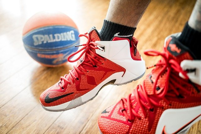second hand basket ball items