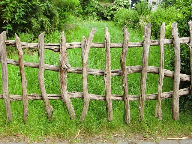 Zaun natur holzzaun kostenloses foto auf pixabay - Gartenzaun ideen ...