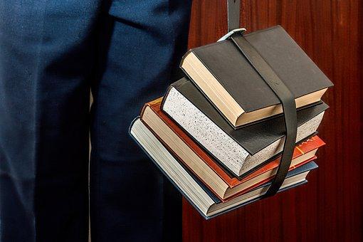 Los Libros, Estudiante, Estudio
