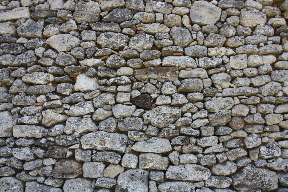 Pared piedra natural foto gratis en pixabay - Piedras para pared ...