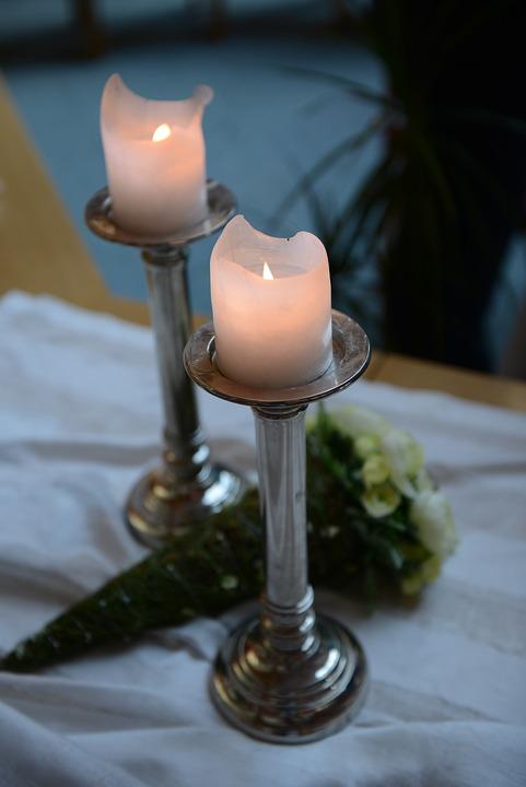 Hochzeit Tisch Schmuck Kostenloses Foto Auf Pixabay