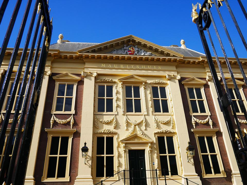 Mauritshuis  Museum in Hague