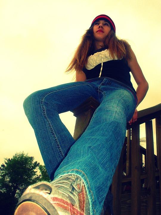 Free Photo Teen Girl Woman Young Childhood Free