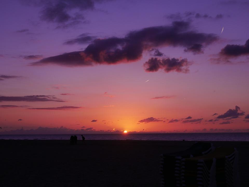 Sunset - Free images on Pixabay
