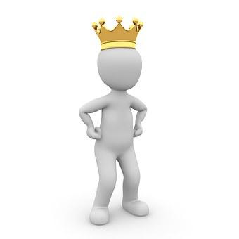 金, クラウン, 像, 黄金の, 黄金の王冠, 帝国, バー, 確認