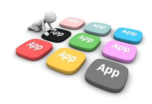 App, Software, Contorno, Impostazioni