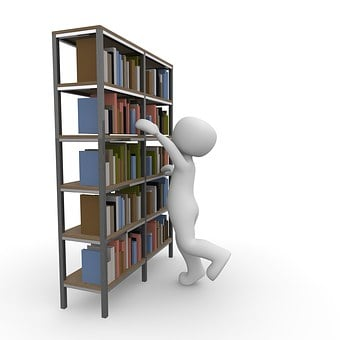 Books, Library, Knowledge, Read, Book