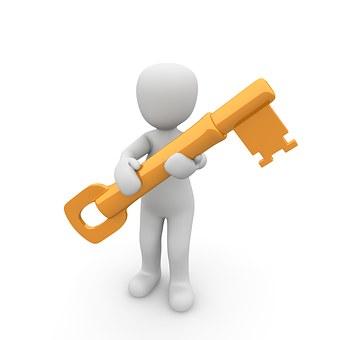 キー, アクセス, パスワード, コード, データへのアクセス, 保護