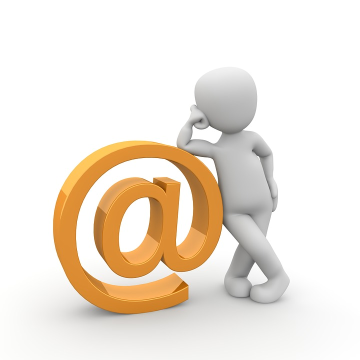 Internet, Nutzungsrecht, E Mail, At, E-Mail, Mail