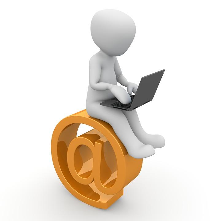 Internet, Brugsrettigheder, E-Mail, På, Mail, Nyheder