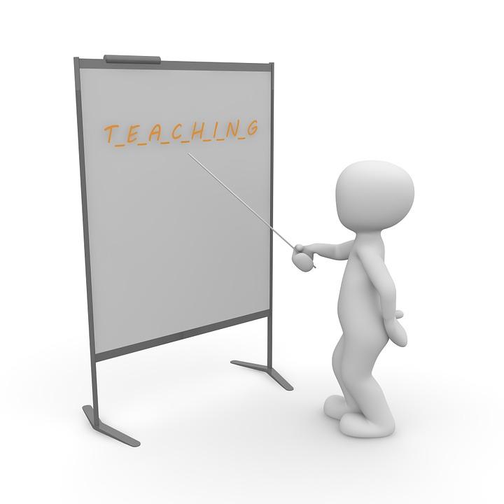 Teacher, Teach, Learn, Improvement, Education, Business