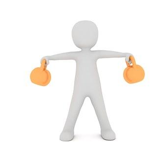 Sport, Gewichtheffen, Werking, Opleiding