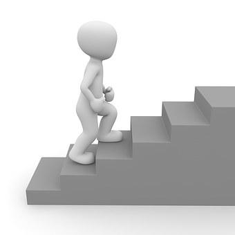 Escaliers, Montée, Marche D'Escalier
