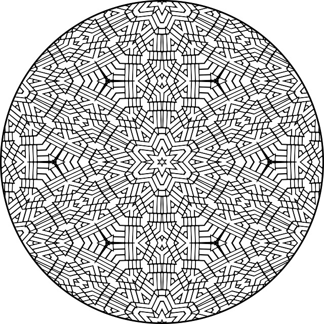 Free illustration Mandala Pattern