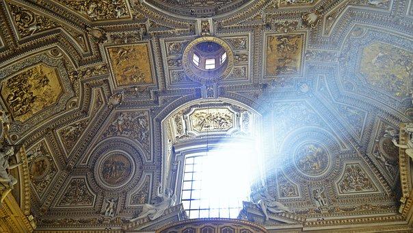 St Peter'S Basilica, Vatican, Catholic