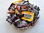 chocolates, nuts