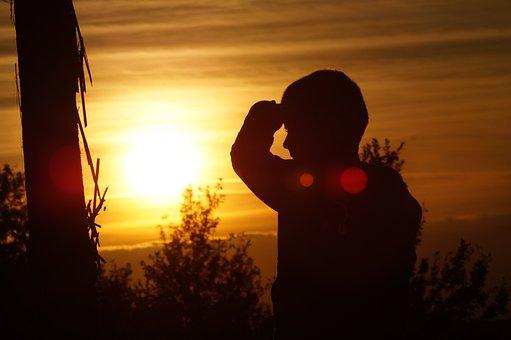 Sunset, Love, Peace, Happiness, Light