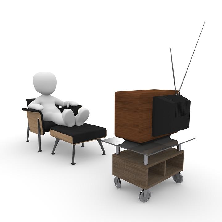 fernseher schauen glotzen kostenloses bild auf pixabay. Black Bedroom Furniture Sets. Home Design Ideas