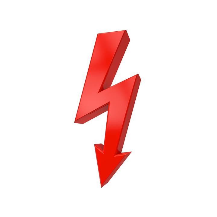 Blitz Gedanke Rot · Kostenloses Bild auf Pixabay