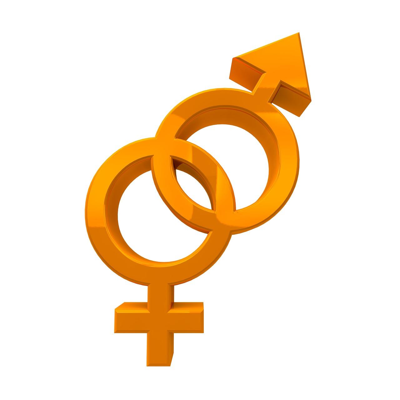 половой значок женщин картинки пальцев буду