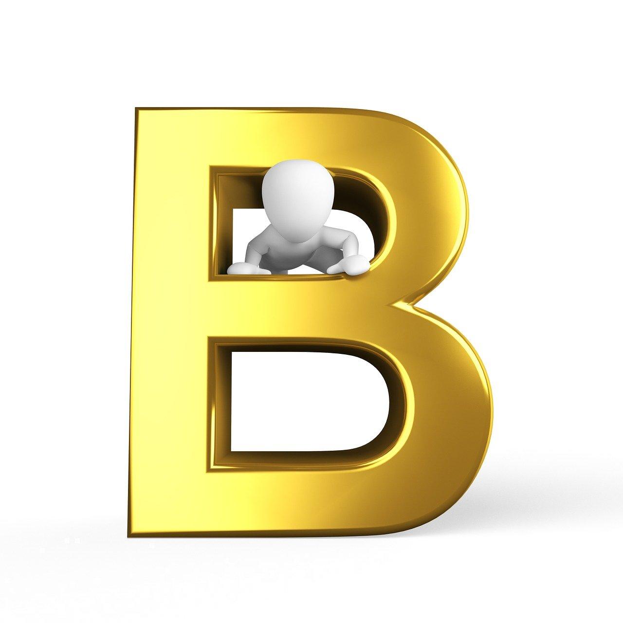 B Letter Alphabet - Free image on Pixabay