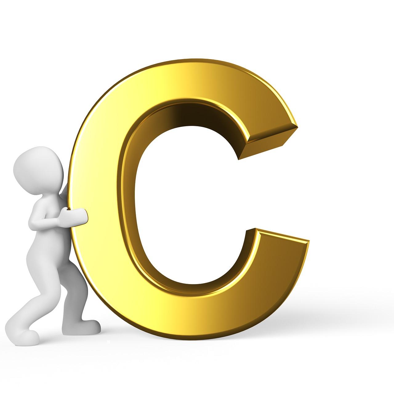 C Letter Alphabet - Free image on Pixabay