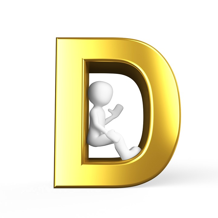 7a3cbaf44ca D Letter Alphabet - Free image on Pixabay