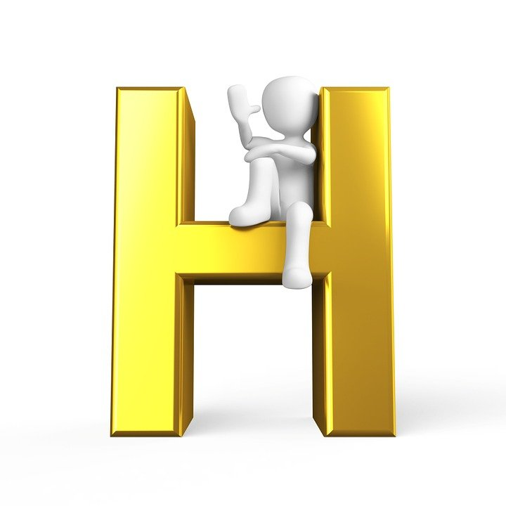 Free illustration: H, Letter, Alphabet, Alphabetically - Free ...