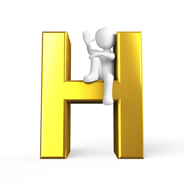 Charmant H Letter Alphabet Alphabetically Abc