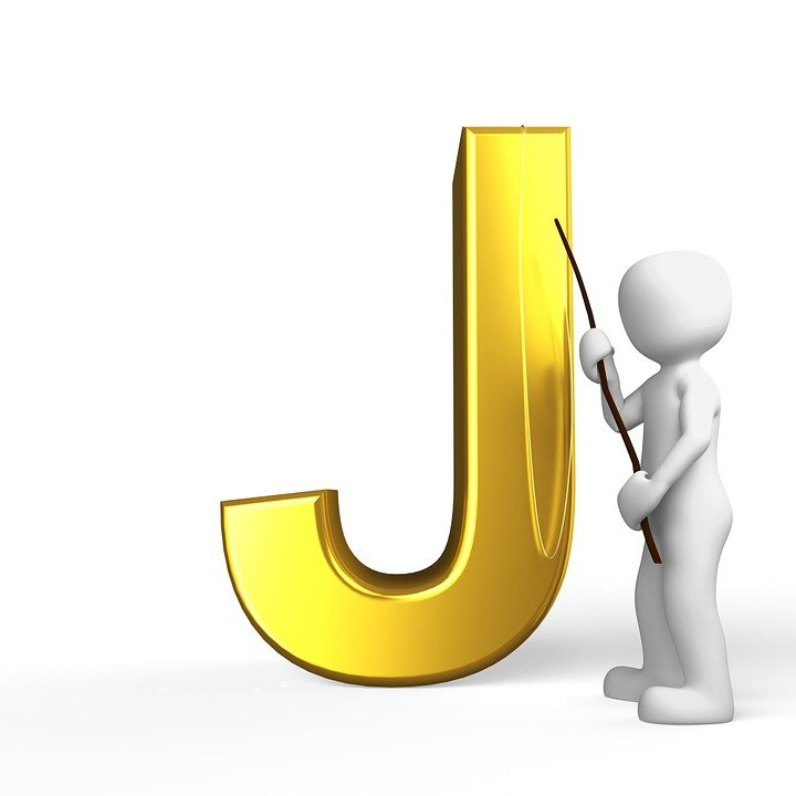 Free illustration: J, Letter, Alphabet, Alphabetically - Free ...