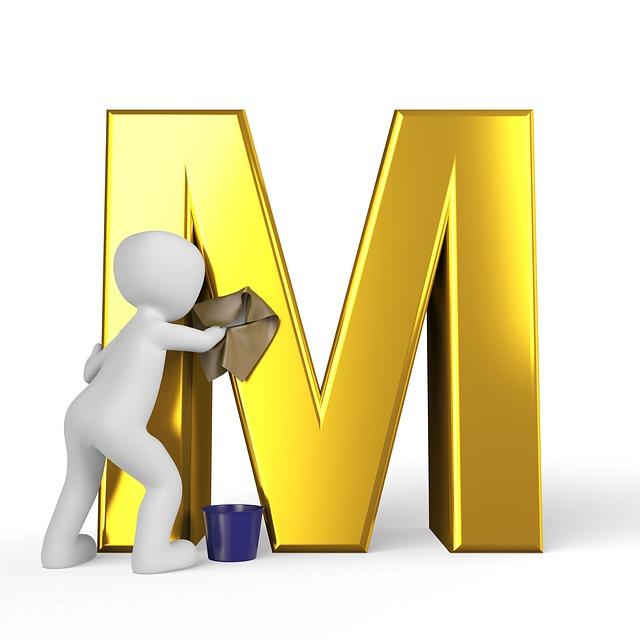 R O C K: M Letter Alphabet · Free Image On Pixabay