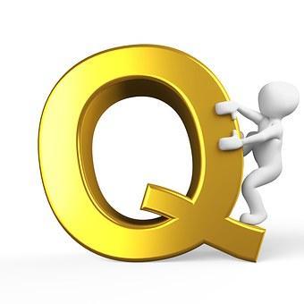 Q, Lettera, Alfabeto