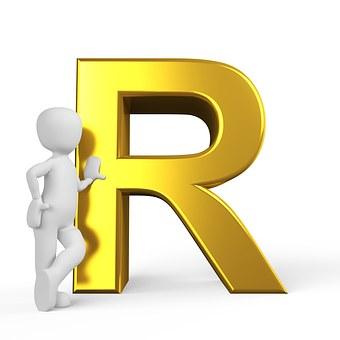 R, Lettera, Alfabeto