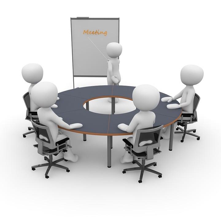 Meeting, Cooperation, Personal, Teamwork, Organization