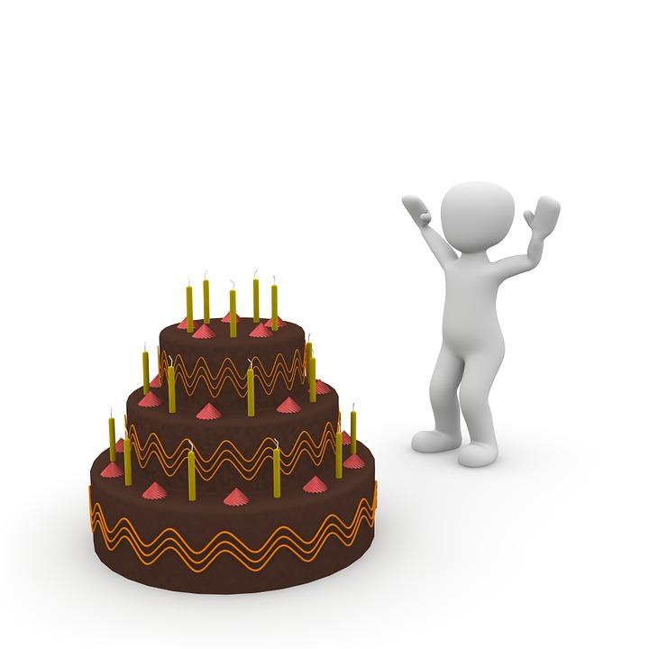 Cake Verrassing Verjaardag Gratis Afbeelding Op Pixabay