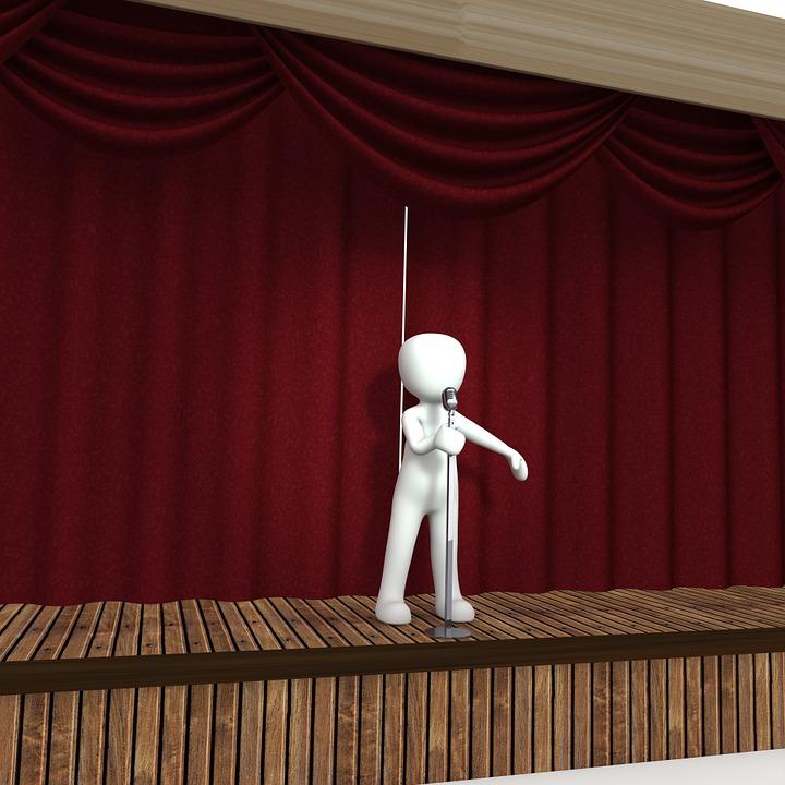 Stage Theater Start · Free image on Pixabay