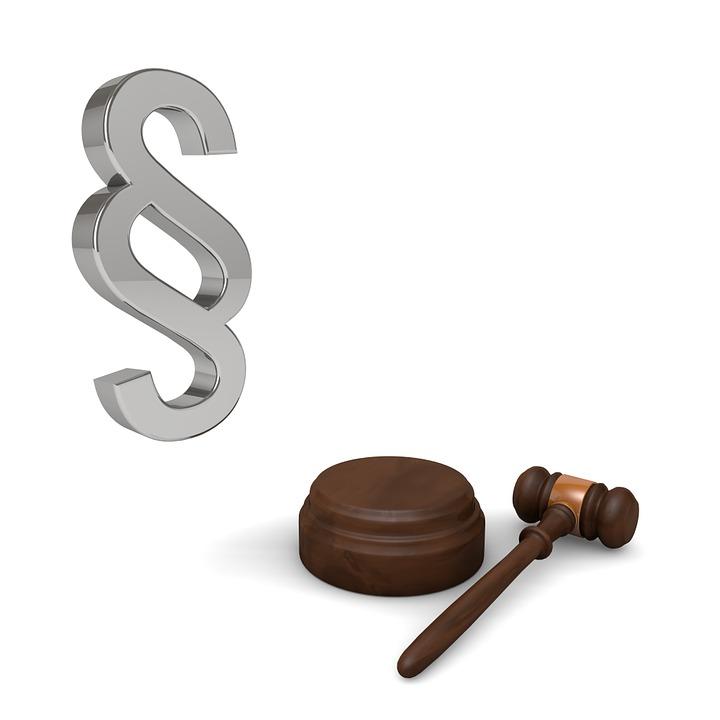 Horizontální, Spravedlnost, Zákon, Vpravo
