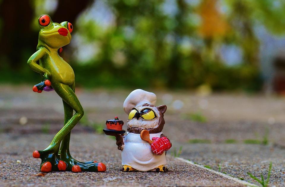 カエル, フクロウ, 焼く, 愛, あなたの許しを請う, ケーキ謝罪, ケーキ, 焼いた, 甘い, かわいい