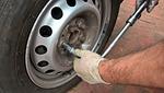 wheel, breakdown, auto