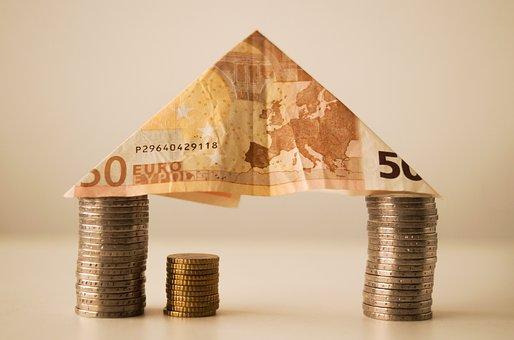お金, ファイナンス, 家, 住宅ローン, 投資, 銀行, 通貨, 金融, ドル