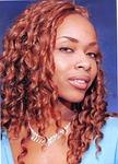 woman, portrait, african american