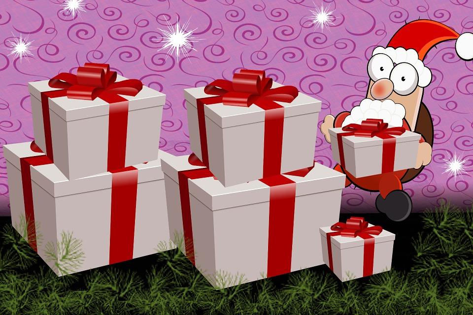 santa claus pap noel navidad invierno regalos