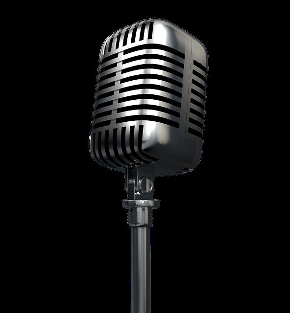 Microphone Radio Audio 183 Free Image On Pixabay